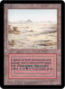 Badlands  (: Add  or .)