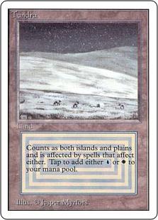 Tundra  (: Add  or .)