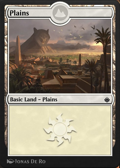 Plains  ({T}: Add {W}.)