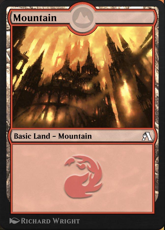 Mountain  ({T}: Add {R}.)