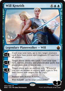 MTG Will Kenrith Prices and Decks July 2019 - 𝗠𝗧𝗚𝗗𝗘𝗖𝗞𝗦