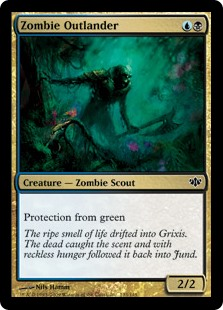Mtg Zombie Outlander Prices And Decks June 2019 𝗠𝗧𝗚𝗗𝗘𝗖𝗞𝗦