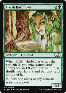 Elvish Harbinger