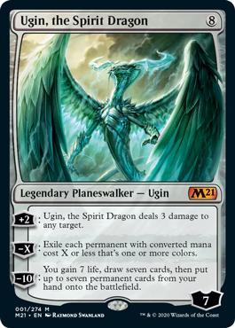 Mtg Ugin The Spirit Dragon Card Prices And Decks December 2020 Mtgdecks
