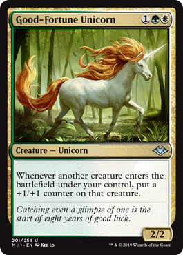 Good-Fortune Unicorn