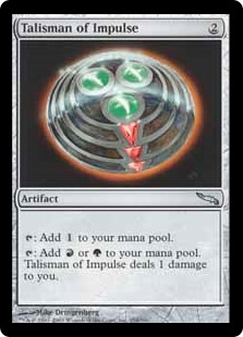 Talisman of Impulse