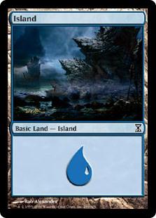 Island  U