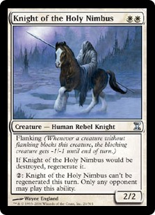 Knight of the Holy Nimbus