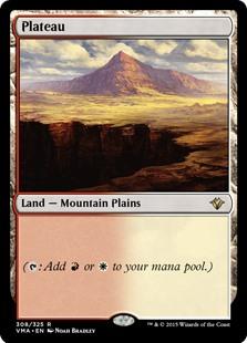 Plateau  (: Add  or .)