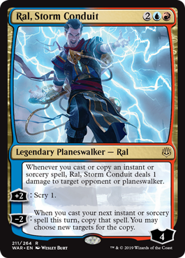 Ral, Storm Conduit